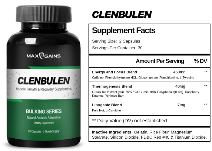 Legal Clenbuterol (Clenbulen)