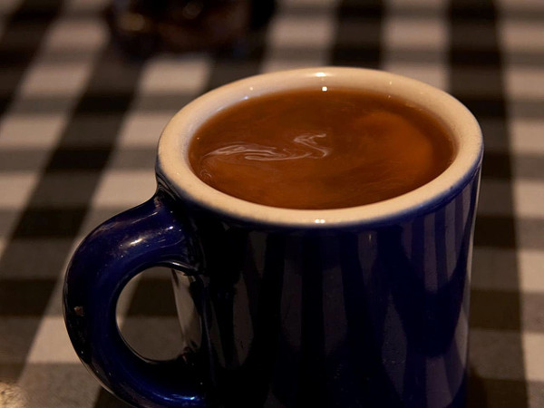 Cup of Coffee - Best Pre Workout Foods