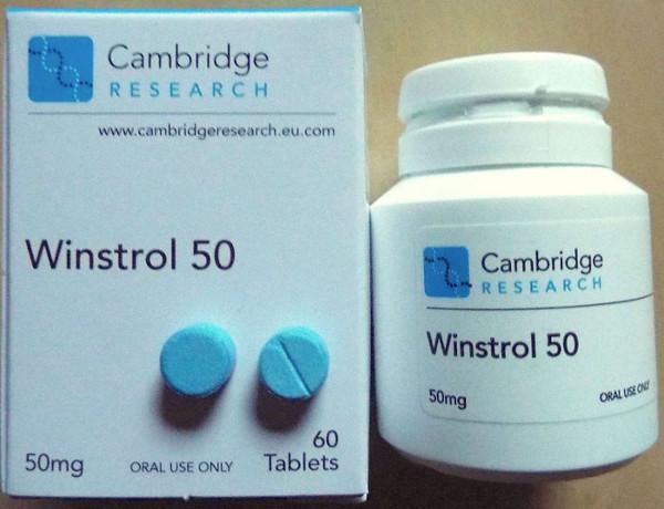 Winstrol Pills