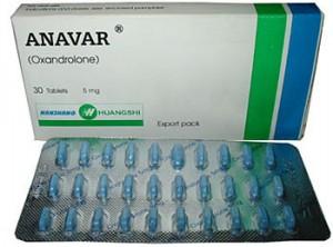 anavar pills