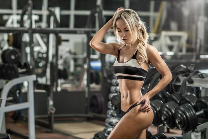 Bodybuilding for Women Common Myths