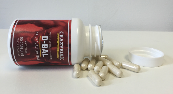 Oral Dianabol Pills