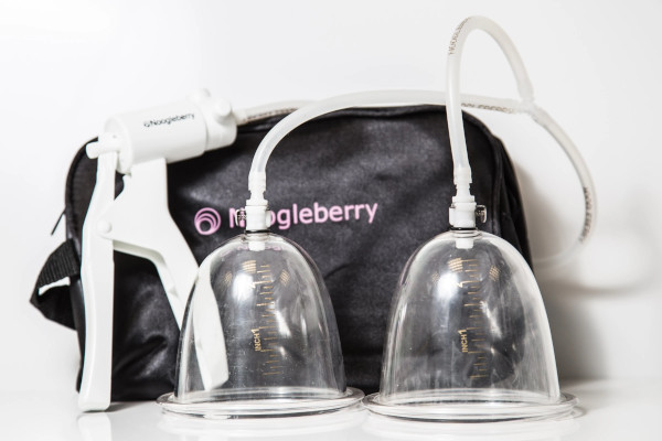 Noogleberry Medium Airlock System